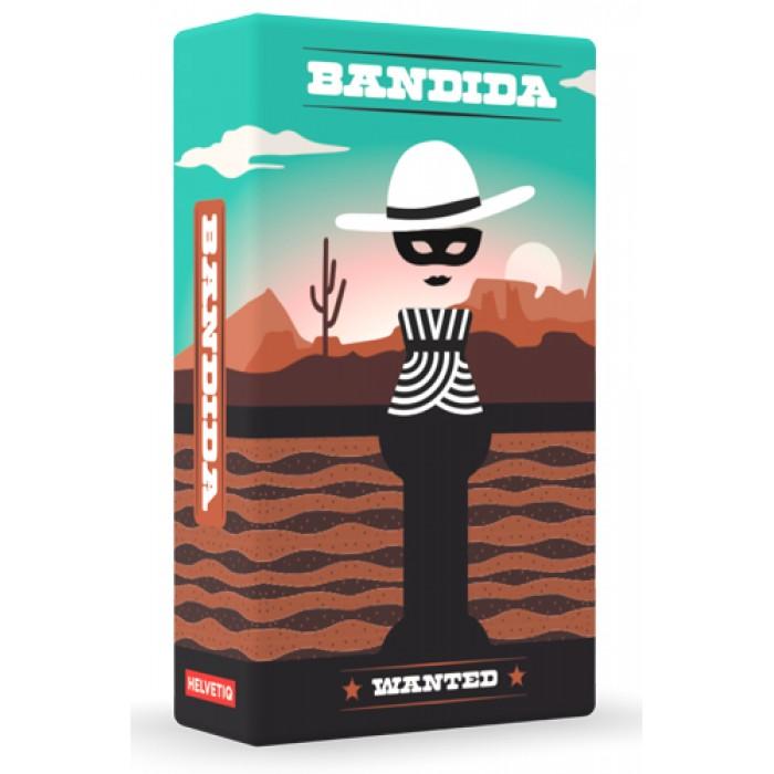 Bandida est un jeu de cartes coopératif et solo de 1 à 4 joueurs pour 6 ans et plus - Franc Jeu Repentigny