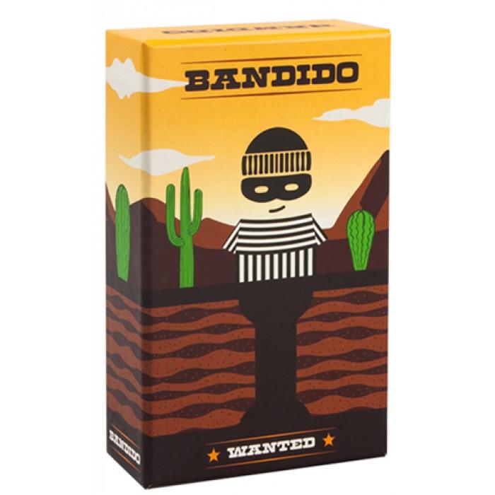 Bandido est un jeu de cartes coopératif et solo de 1 à 4 joueurs pour 6 ans et plus - Franc Jeu Repentigny