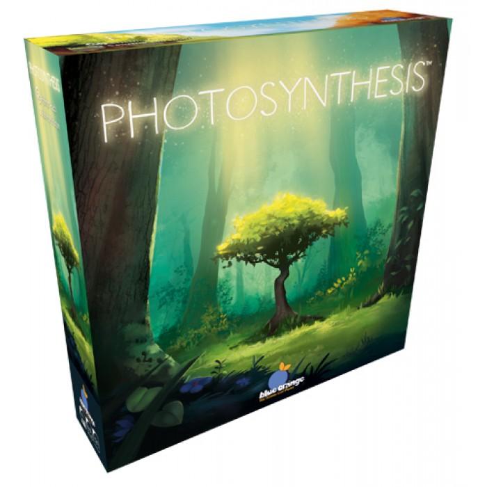 Photosynthesis est un jeu ou l'on crèe une forêtde 2 à 4 joueurs de 8 ans et plus - Franc Jeu Repentigny