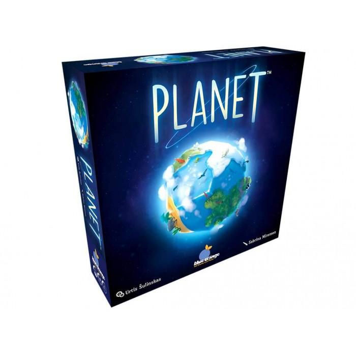 Planet est un jeu où on doit créer notre planet de 2 à 4 joueurs de 8 ans et plus - Franc Jeu Repentigny