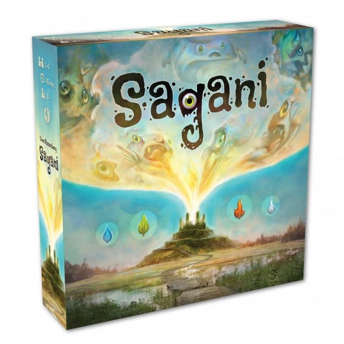 Sagani est un jeu de placement de tuile1à 4 joueurs pour 8ans et plus - Franc Jeu Repentigny