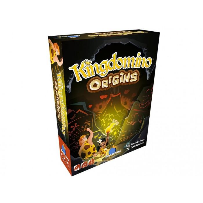 Kingdomino Origins, le nouveau titre de la célèbre série Kingdomino, est un jeu de stratégie pour les 8 ans + - Franc Jeu Repentigny