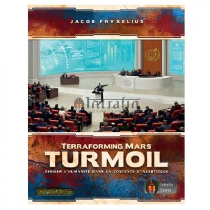 Terraforming Mars: Turmoil (Français) *Extension*