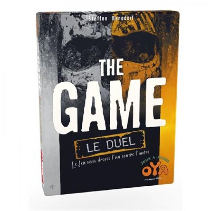 The Game (Fr): Le Duelest une version compétitive pour 2joueurs de 8 ans et plus - Franc Jeu Repentigny