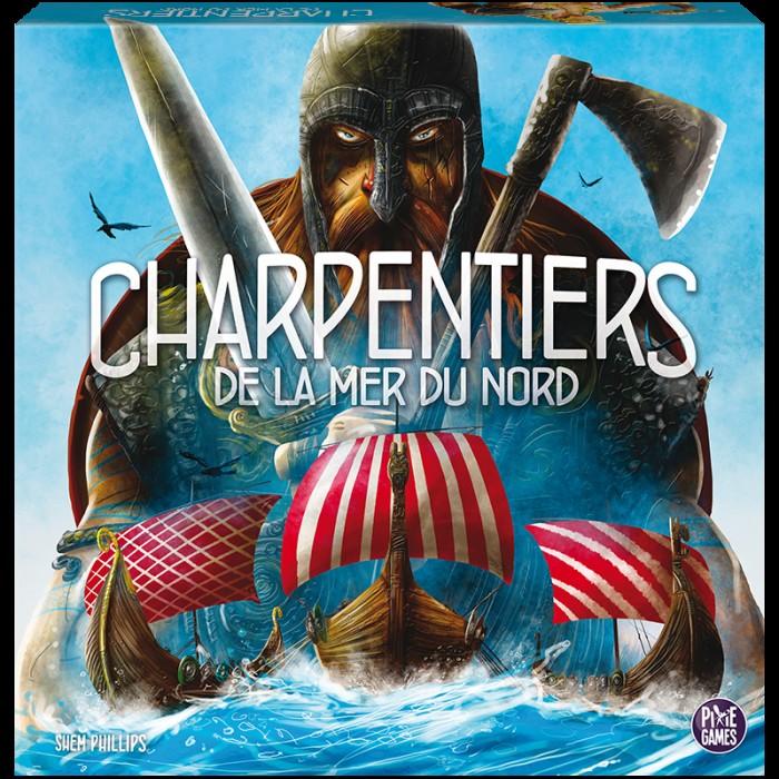 Charpentiers de la Mer du Nord est un jeu de société stratégique pour 10 ans + où l'on doit être le meilleur à construire notre flotte de bateaux.- Franc Jeu Repentigny