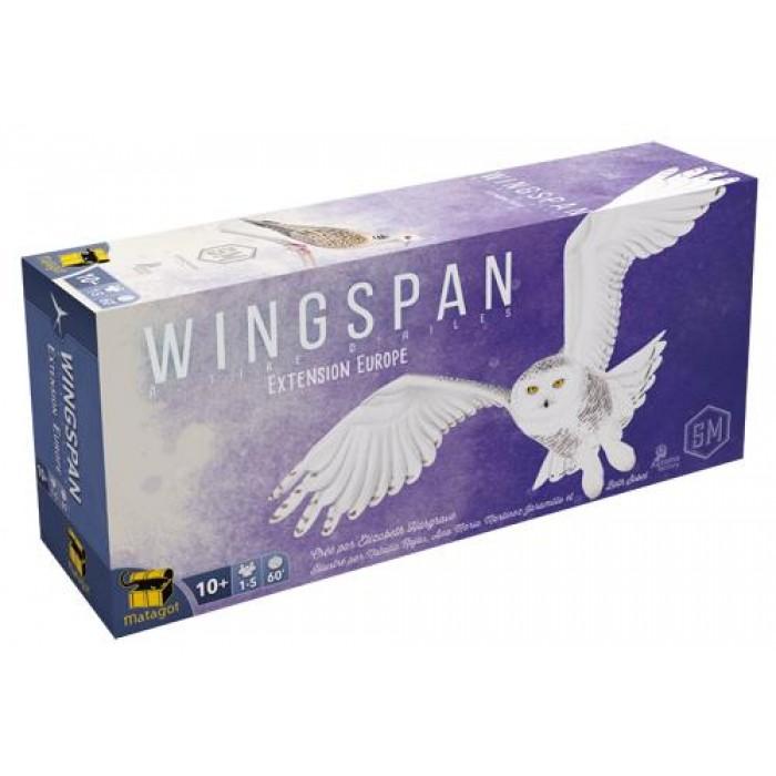 Océanie est l'extension du jeu Wingspan de 1 à 5 joueurs pour 10 ans et plus - Franc Jeu Repentigny