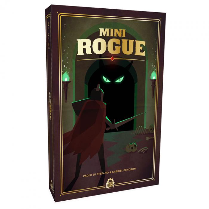 Mini Rogue est un jeu de donjon en solo ou à 2 joueurs pour 14 ans et plus - Franc Jeu Repentigny