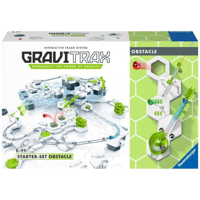 GraviTrax: Ensemble de départ - Obstacle est un circuit de billes créatifs pour les enfants de 8 ans et plus - Franc Jeu Repentigny
