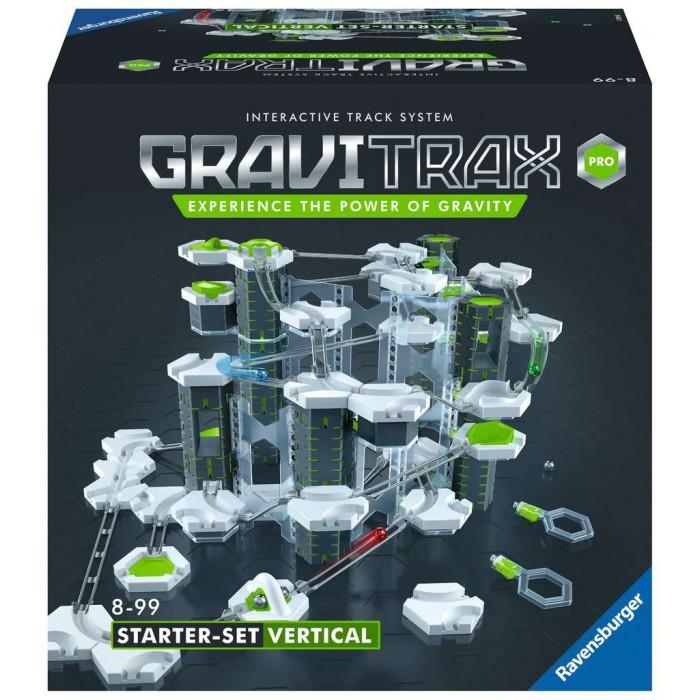 GraviTrax Pro: Ensemble de départ vertical est combinable avec la collection Gravitrax boîte blanche pour les enfants de 8 ans et plus - Franc Jeu Repentigny