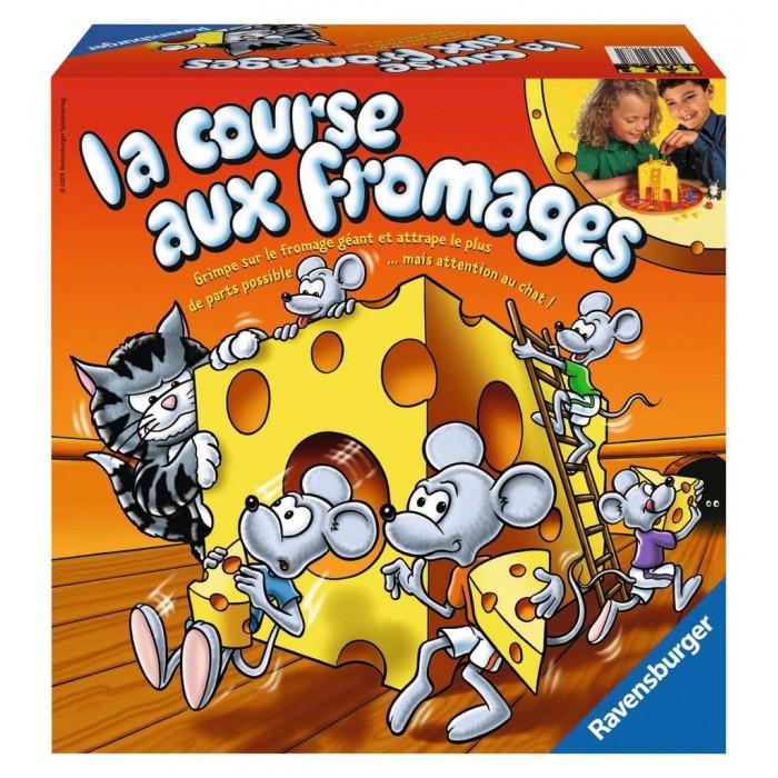 La course au fromage est un classique dans les jeux pour enfants, à partir de 4 ans et plus - Franc Jeu Repentigny