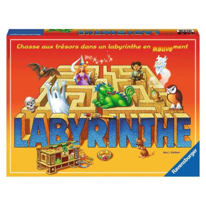 Labyrintheest un jeu d'observation pour toute la famille, à partir de 7ans et plus - Franc Jeu Repentigny