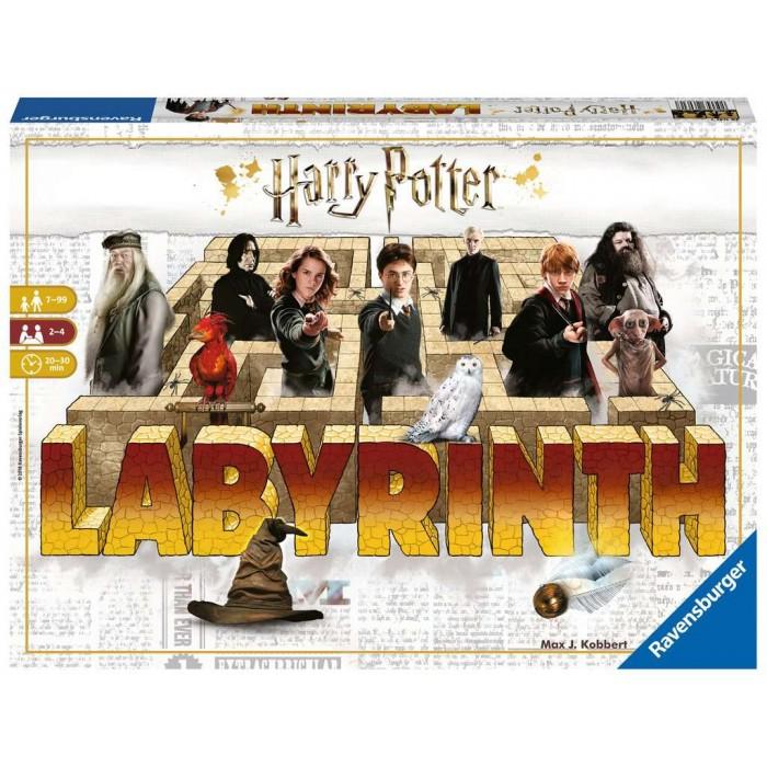Labyrinthe Harry Potter est un jeud'observation pour toute la famille, à partir de 7ans et plus - Franc Jeu Repentigny