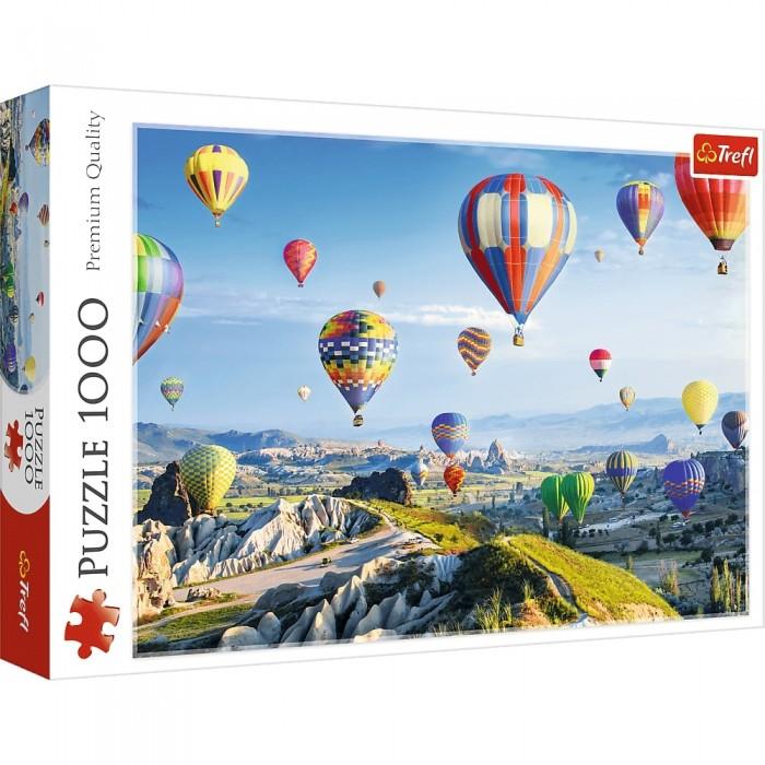 Vue de la Cappadoce est un casse-tête Trefl de 1000 morceaux - Franc Jeu Repentigny