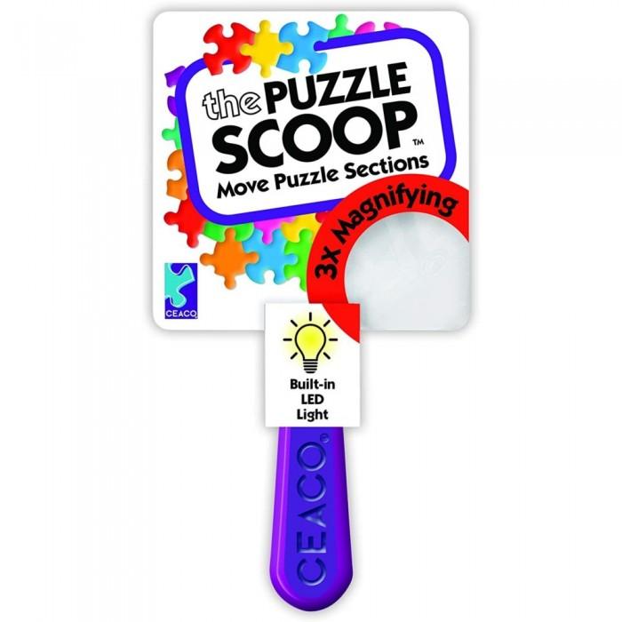 Spatule, loupe lumineuse de casse-tête (Puzzle Scoop) - Ceaco