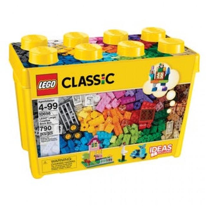 LEGO Classic:  La grande boîte de briques créatives - 790 pcs