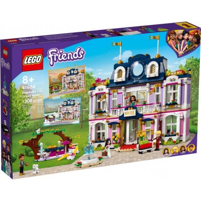 LEGO Friends : Le grand hôtel de Heartlake City - 1308 pcs