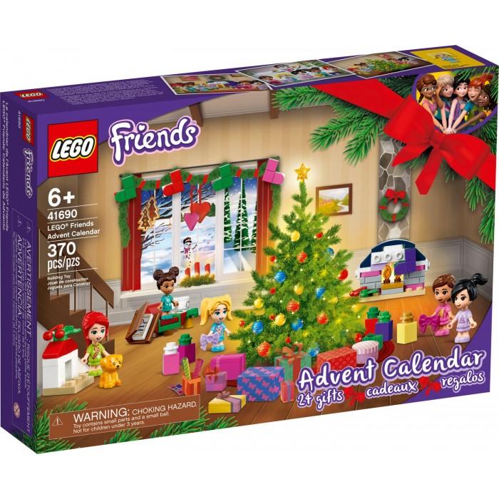 LEGO Friends : Le calendrier de l'Avent LEGO® Friends - 370 pcs