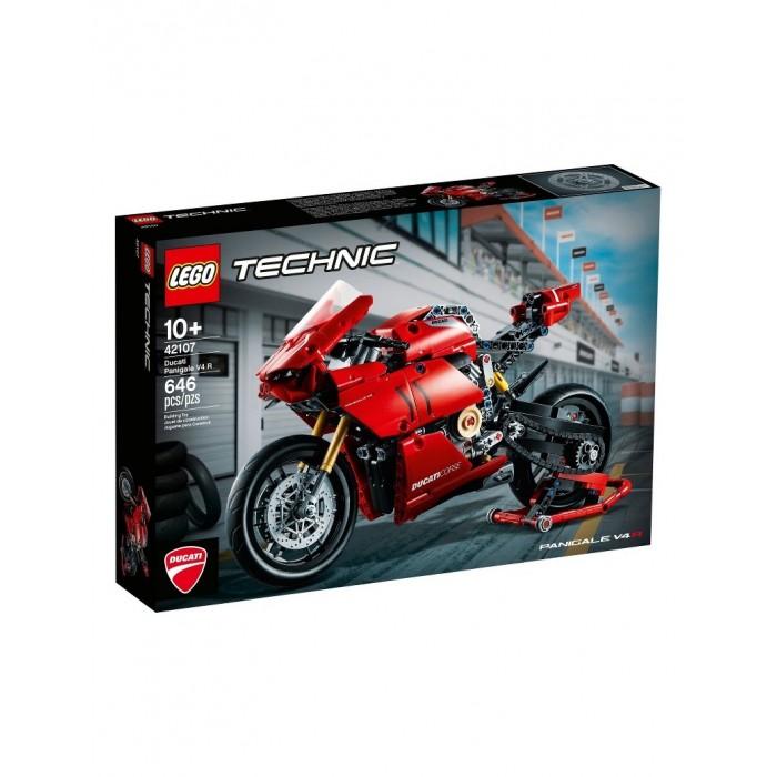 LEGO Technic : Ducati Panigale V4 R - 646 pcs