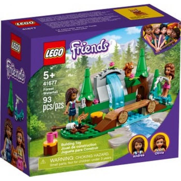 LEGO Friends : La cascade dans la forêt - 93 pcs