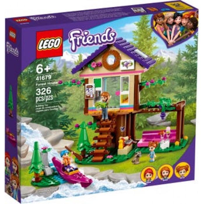 LEGO Friends : La maison dans la forêt - 326 pcs