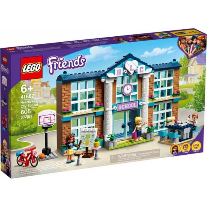 LEGO Friends : L'école de Heartlake City - 605 pcs