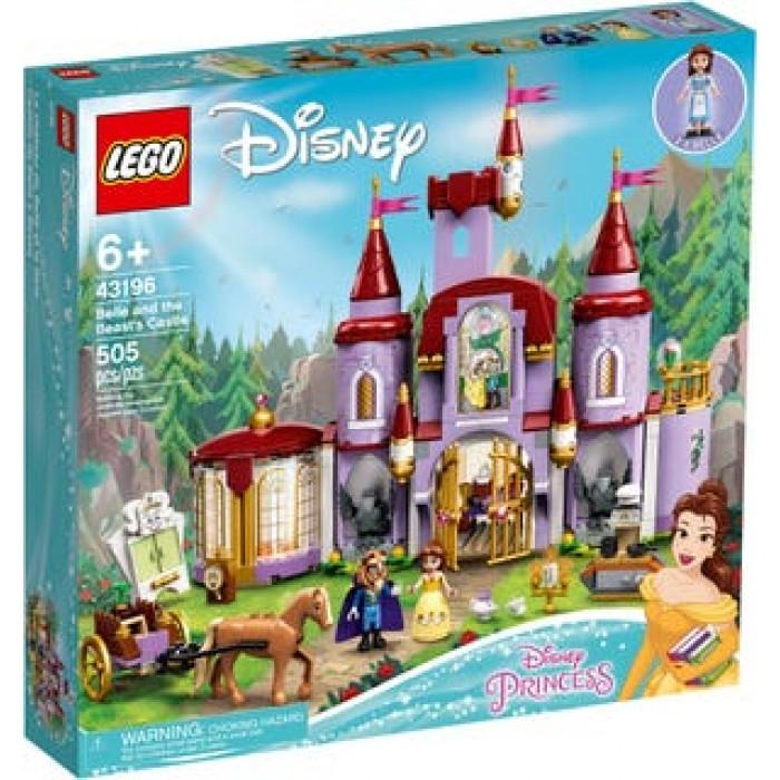LEGO Disney: Le château de la Belle et la Bête - 505 pcs