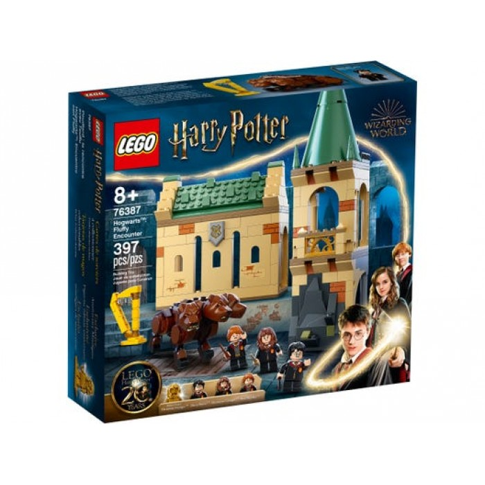 LEGO Harry Potter: Poudlard: la rencontre avec Touffu - 397 pcs