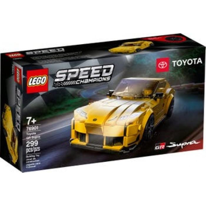 LEGO Speed Champions: Toyota GR Supra - 299 pcs