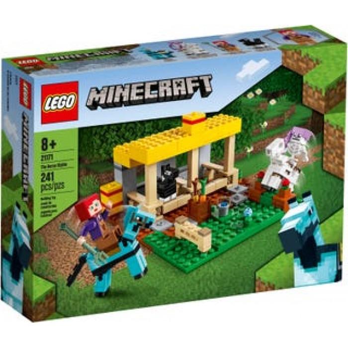 Ensemble Lego Minecraft #21171 : L'écurie pour les enfants de 8 ans et plus -Franc Jeu Repentigny