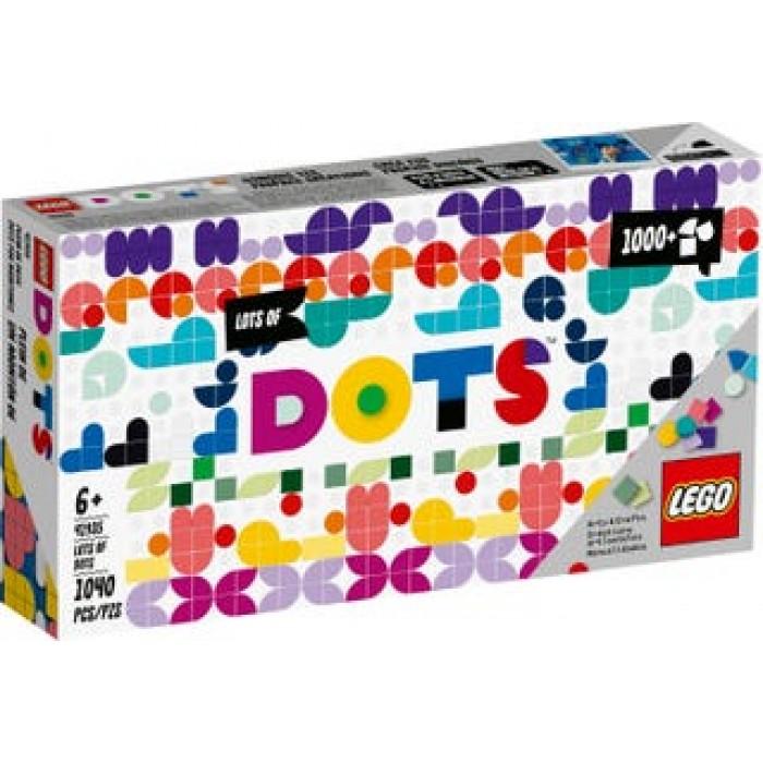 LEGO Dots : Lots d'extra DOTS - 1040 pcs