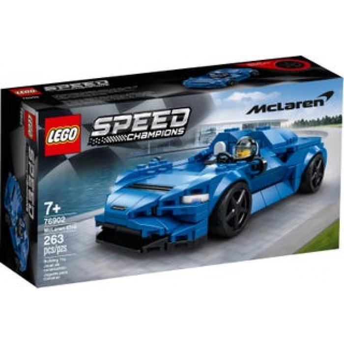 LEGO Speed Champions: McLaren Elva - 263 pcs