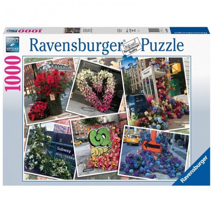 NYC Exposition floraleest un casse-tête 1000 morceaux de Ravensburger- Franc Jeu Repentigny
