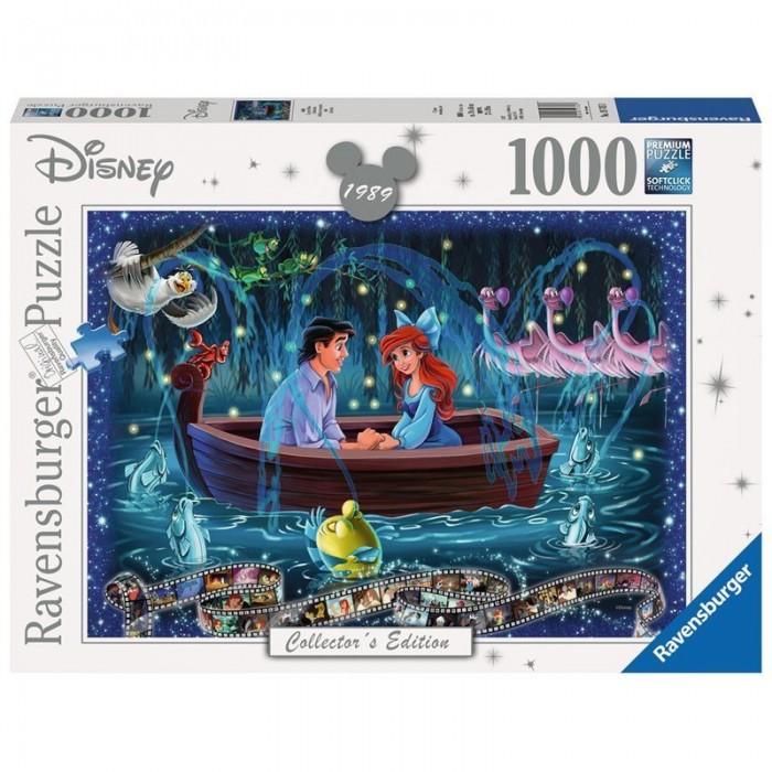 La Petite Sirèneest un casse-tête de Disney de 1000 morceaux de Ravensburger - Franc Jeu Repentigny