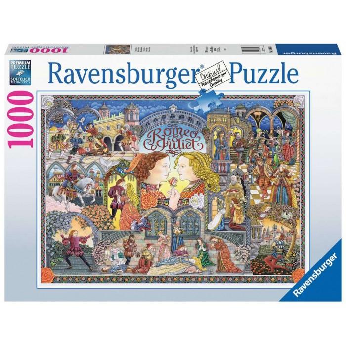Roméo et Juliette est un casse-tête de 1000 morceaux de Ravensburger - Franc Jeu Repentigny